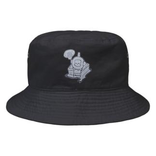 入浴中 ふろあがりちゃん Bucket Hat