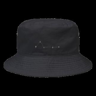 明季 aki_ishibashiのオリオンを宿して Bucket Hat