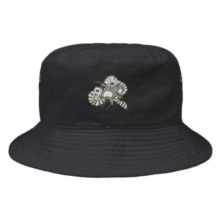クラゲの世界 Bucket Hat