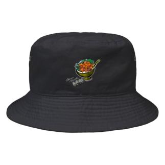 ルーロー飯 バケットハット Bucket Hat