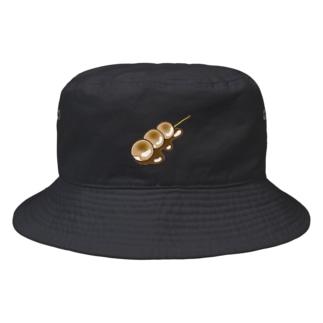 もちもち Bucket Hat