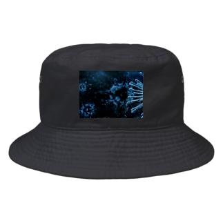 君…もしかしてサ○ヤ人? Bucket Hat
