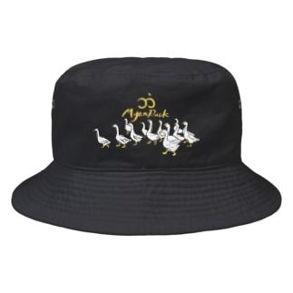OGYショップのMyanDuck_B Bucket Hat