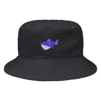 ハリガネ🦈 Bucket Hat