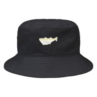 ハタハタ Bucket Hat
