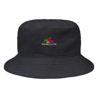 ベジタブル Bucket Hat