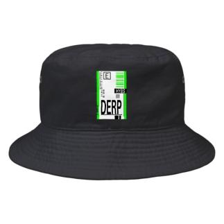 HYBS ストリートスタイルのトランクに付けられるやつ Bucket Hat
