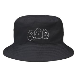 ぐれはむ組 Bucket Hat