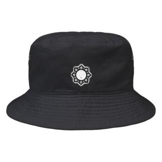 やすらぎ Bucket Hat