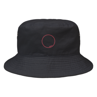 hayumaのまる Bucket Hat
