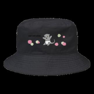 プリズモリイの箱のベビー ビントロング ~りんごといっしょ~ Bucket Hat