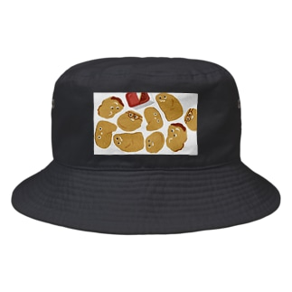 チキンなゲッターズ。 Bucket Hat