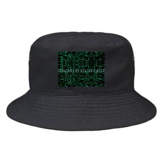 UROBOROS/DB_14ua Bucket Hat