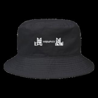 1110graphicsのKOMAINU / 狛犬 Bucket Hat
