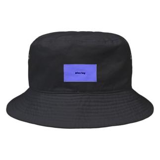 Alien boy Bucket Hat