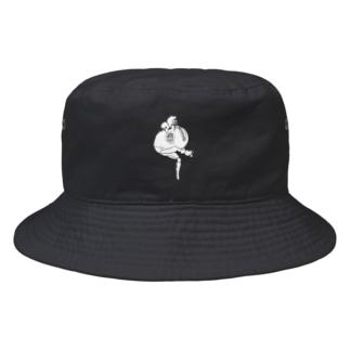 【heart】ハット Bucket Hat