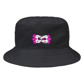 しばりうさぎ Bucket Hat