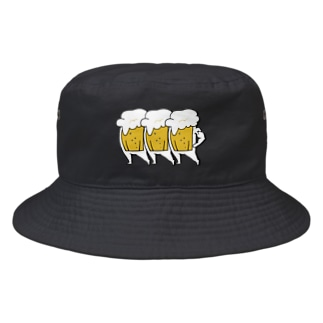 踊るビールSTEP2 Bucket Hat