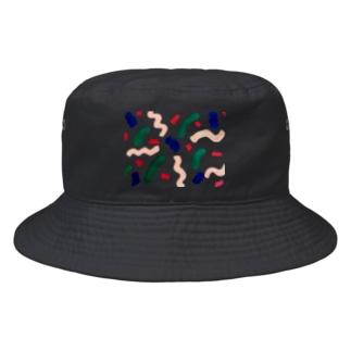 10月の運動会はいらない Bucket Hat