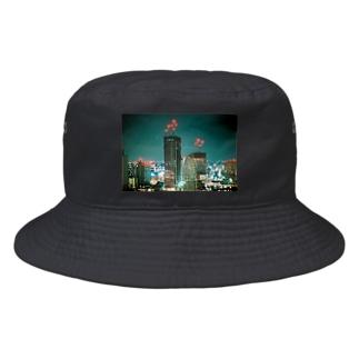 city Bucket Hat