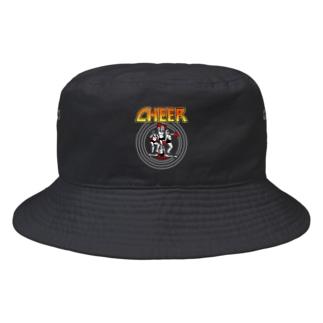 KISS CHEER キッスチア Bucket Hat
