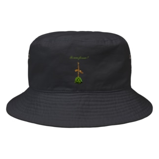 be mine forever/黄緑 Bucket Hat