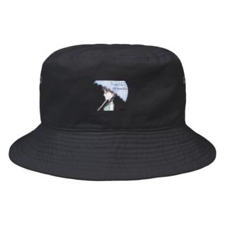 雨の音は好き? Bucket Hat