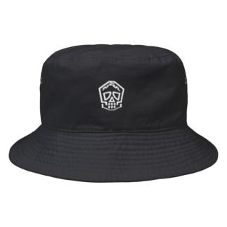 ミュージアムロゴ Bucket Hat