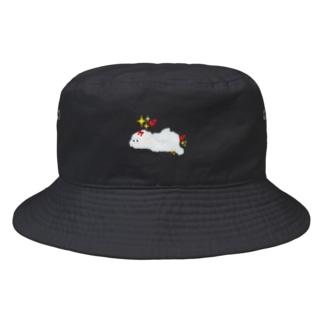 おめかし きらりちゃん Bucket Hat