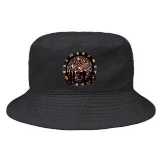 ニホン Bucket Hat