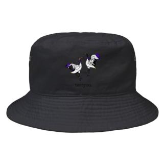 tantyou. Bucket Hat