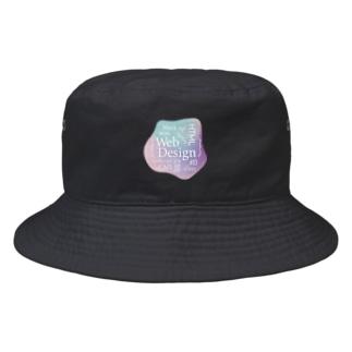 ウェブデザイン タイポグラフィ Bucket Hat