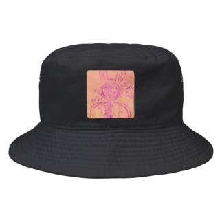 水遊び Bucket Hat
