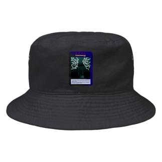 イルミナティカード風 フリーエネルギー Bucket Hat