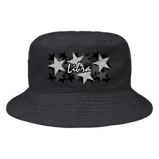 てんびん座/12星座 Bucket Hat