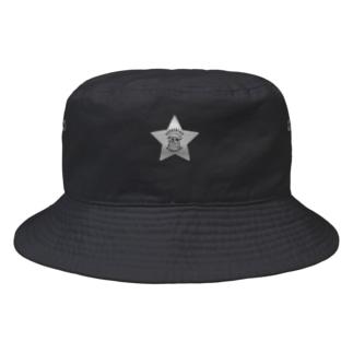 星 honohonoくん Bucket Hat