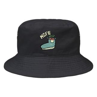 長靴 Bucket Hat