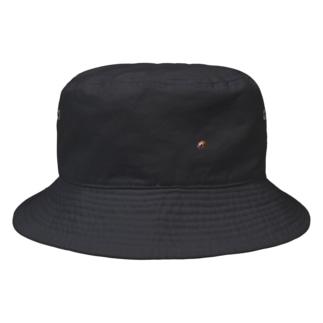 あれ?てんとう虫ついてるよ!① Bucket Hat