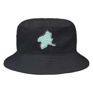 KAWAII-gunma Bucket Hat