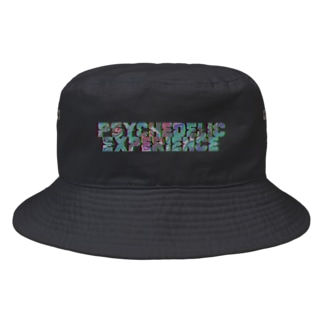 PSYCHEDELIC EXPERIENCE  Bucket Hat