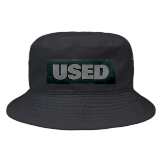 Thank you for your timeのUSED Bucket Hat