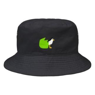 シロハラクイナ Bucket Hat