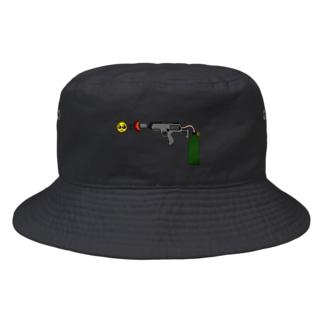 ぴえん放射器 Bucket Hat