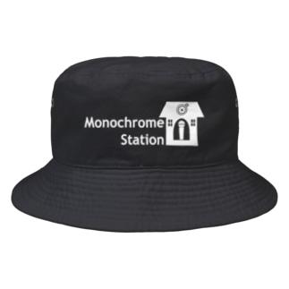 #モノステ キャップ&ハット Bucket Hat