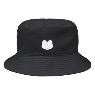 オコジョ Bucket Hat