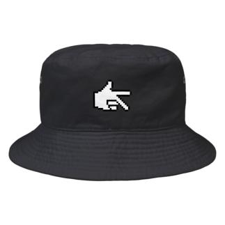 8-bit Fleming Bucket Hat