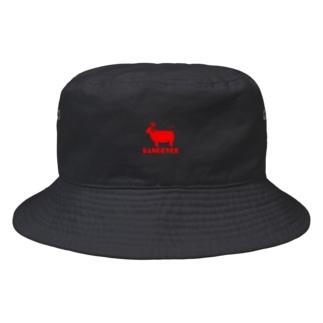 🐏🍎ロゴシリーズ Bucket Hat