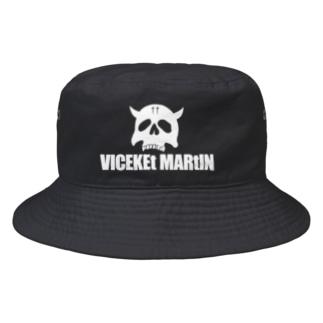 VICEKEt MARtIN Bucket Hat