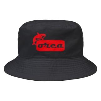オルカ Bucket Hat