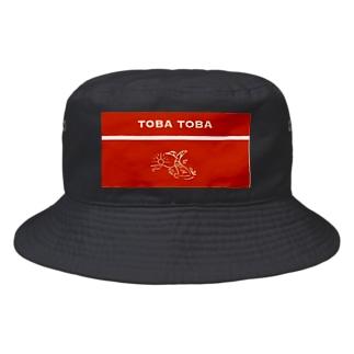 TOBA TOBA Bucket Hat
